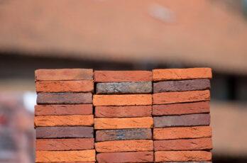 Antigoon oranje rood paars gesinterd
