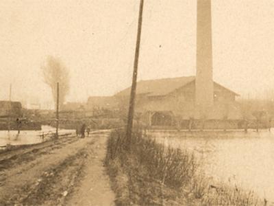 historie overstroming 1926