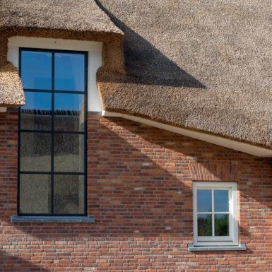 woonhuis haaren heritage oranje rood gesinterd antiek