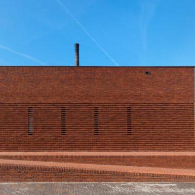 Ontvangstpaviljoen Steenfabriek Vogelensangh genomineerd voor Herengracht Industrie Prijs 2018
