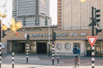 AMSTERDAM AMSTEL STATION